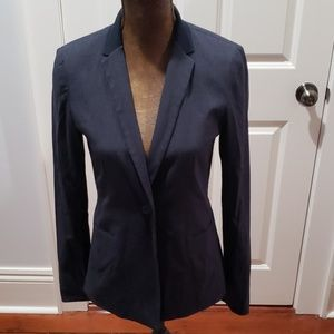 Navy Tahari Suit